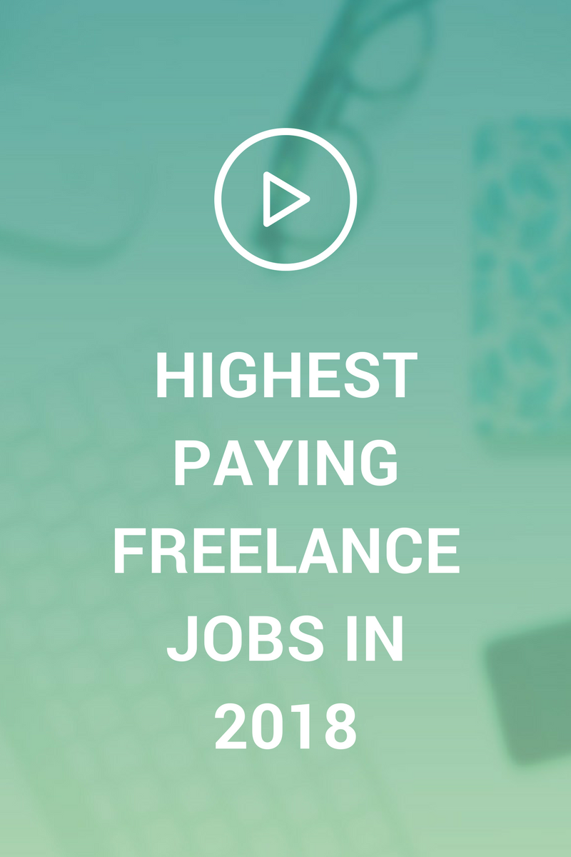 Looking For The Highest Paying Freelance Jobs This Year Whether You Want The Extra Money For Hobbies To Pay Online Business Marketing Social Media Strategies