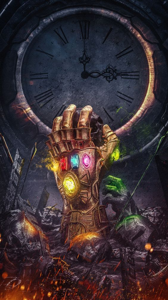 One Piece Infinity Gloves ch 2 Marvel iphone wallpaper