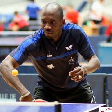 Ele & Elis Blog: Olympics table tennis: Segun Toriola crashes out