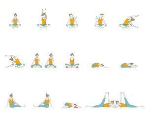 pin em yoga