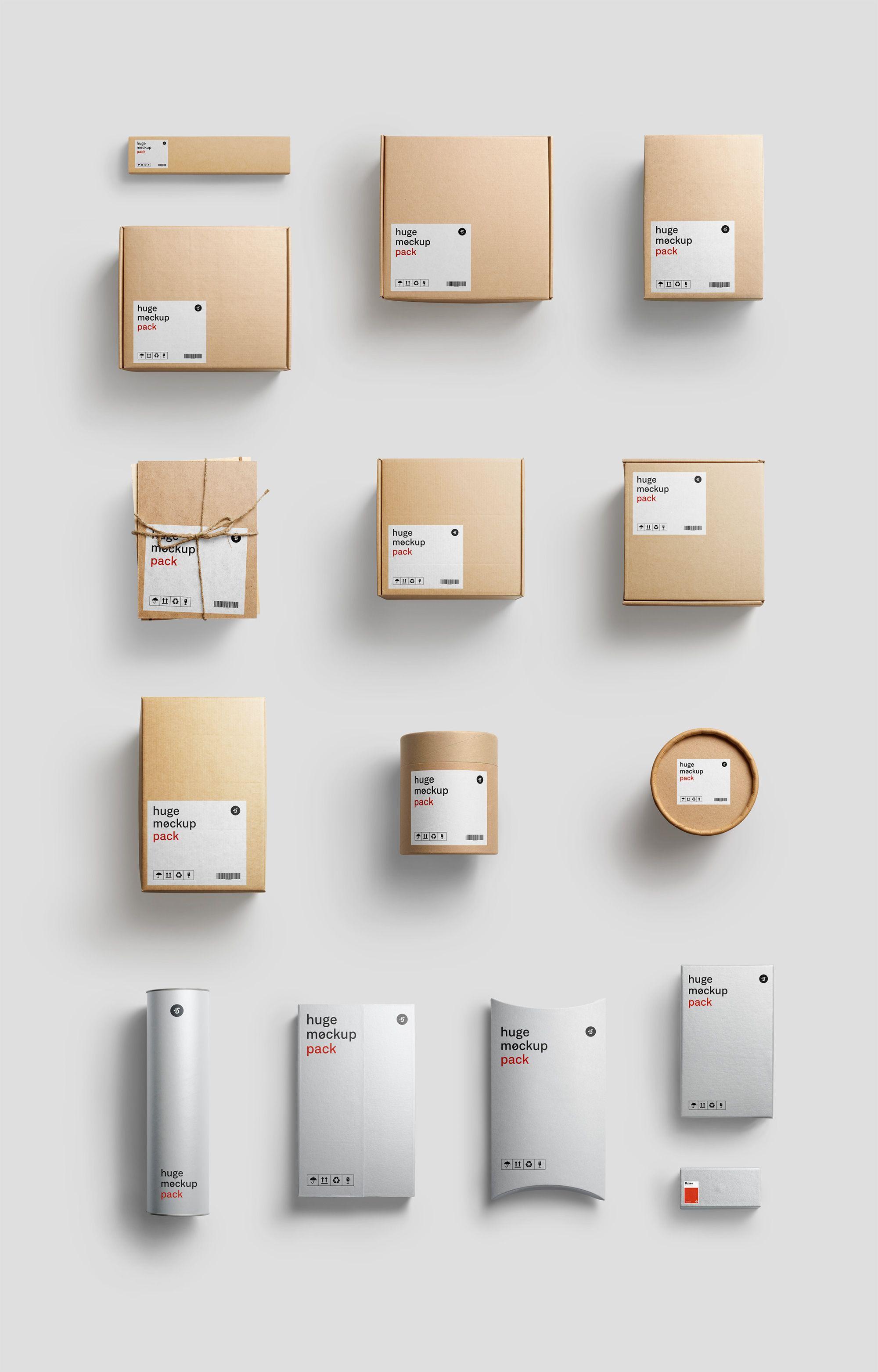 Download Packs Mockup Bundle Ide Kemasan Kemasan Desain Kemasan Produk