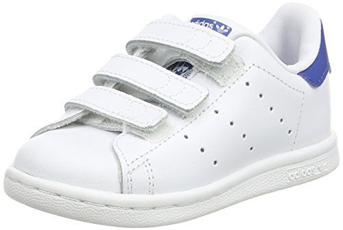 Bébé White Adidas Marche Smith ftwr Mixte Chaussures Stan Blanc CCqPvX