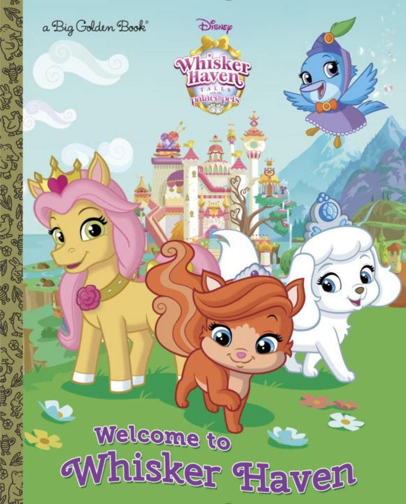 Welcome To Whisker Haven Disney Palace Pets Whisker Haven Tales Disney Princess Pets Palace Pets Palace Pets Birthday