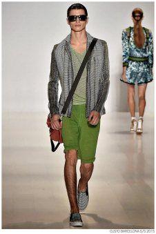 #Menswear #Trends CUSTO BARCELONA Spring Summer 2015 Primavera Verano  #Tendencias #Moda Hombre