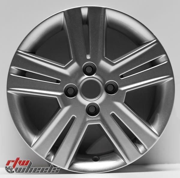 15 Chevy Spark Oem Replica Wheels For Sale 2013 2015 Silver
