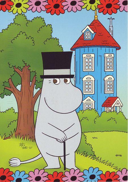 Moominpappa Art Poisk V Google 画像あり ムーミン イラスト
