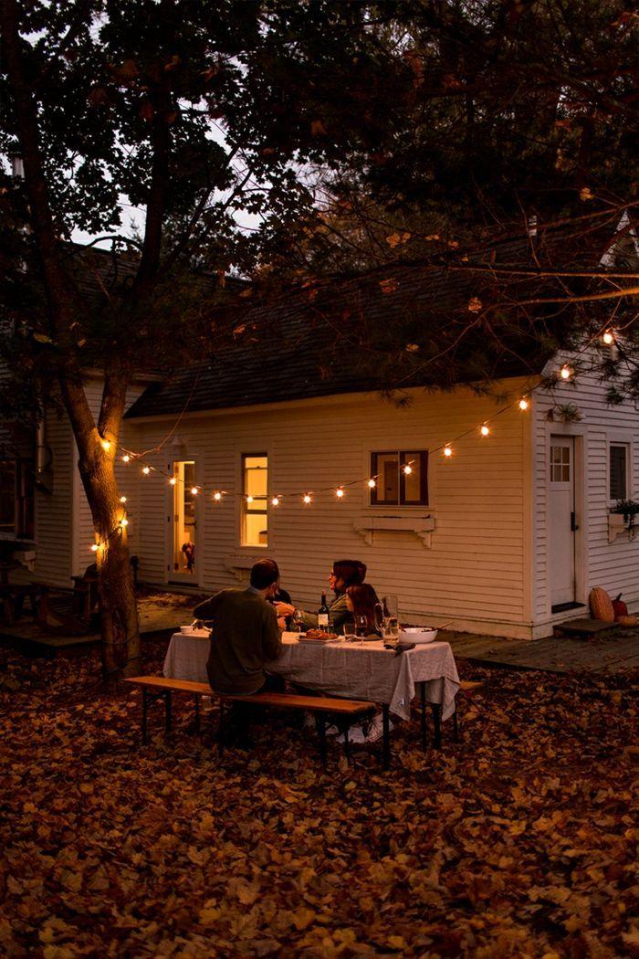 Abendessen Angemehmes Lifestyle Sozialer Aspekt Sommer Garten Hygge Sein Und Imhygge Lifestyle Und Sein Sozialer Aspe Hygge Lifestyle Hygge Backyard