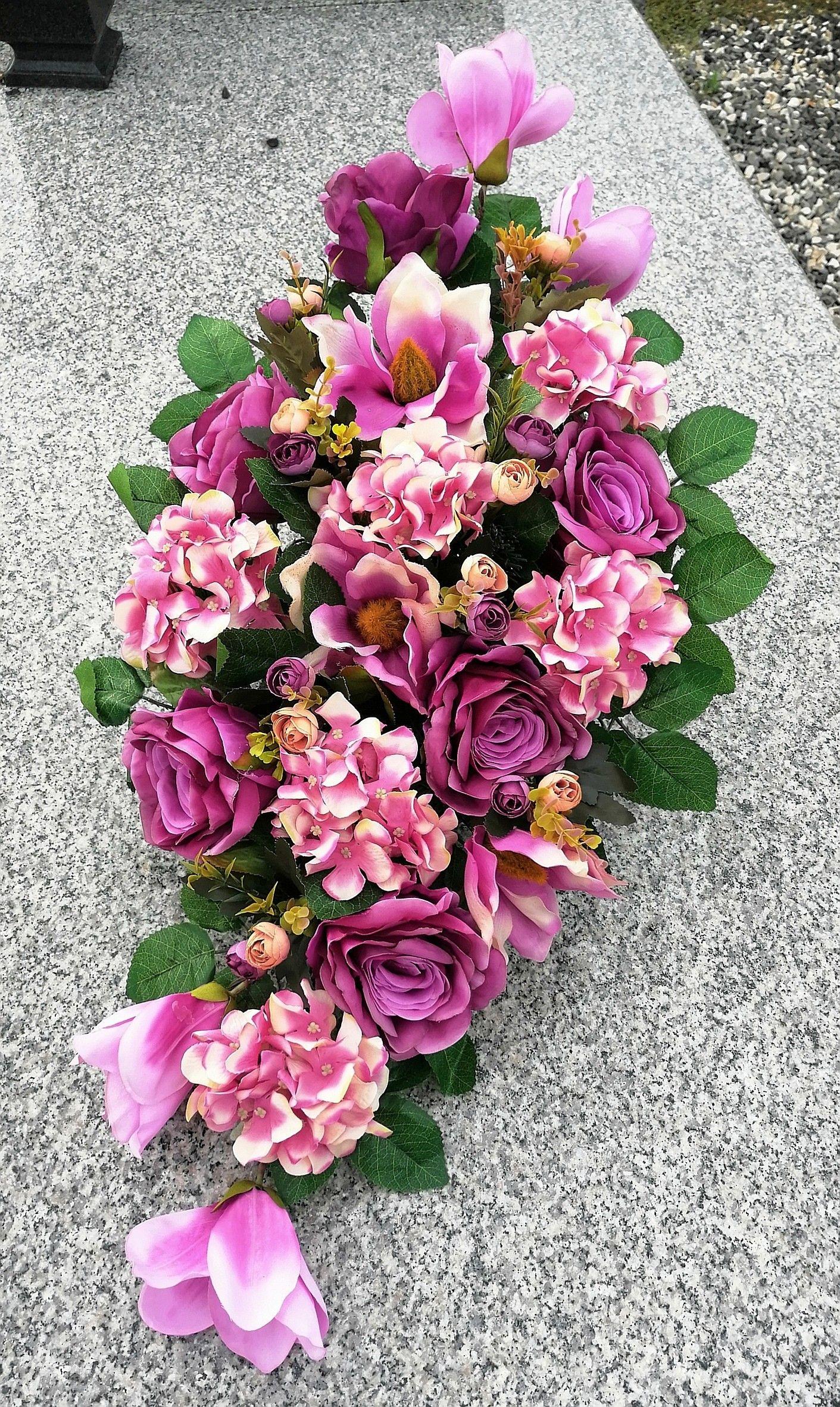 Pin By Urszula Jagielnik On Moje Prace Flower Arrangements Floral Wreath Floral