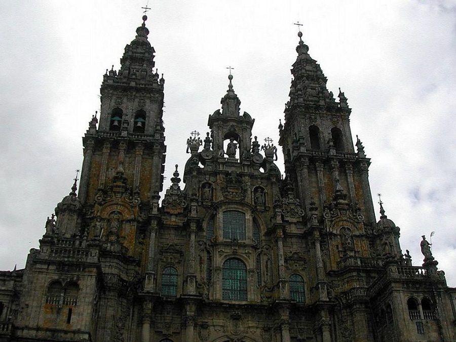 Dark Gothic Architecture Building Europe Image