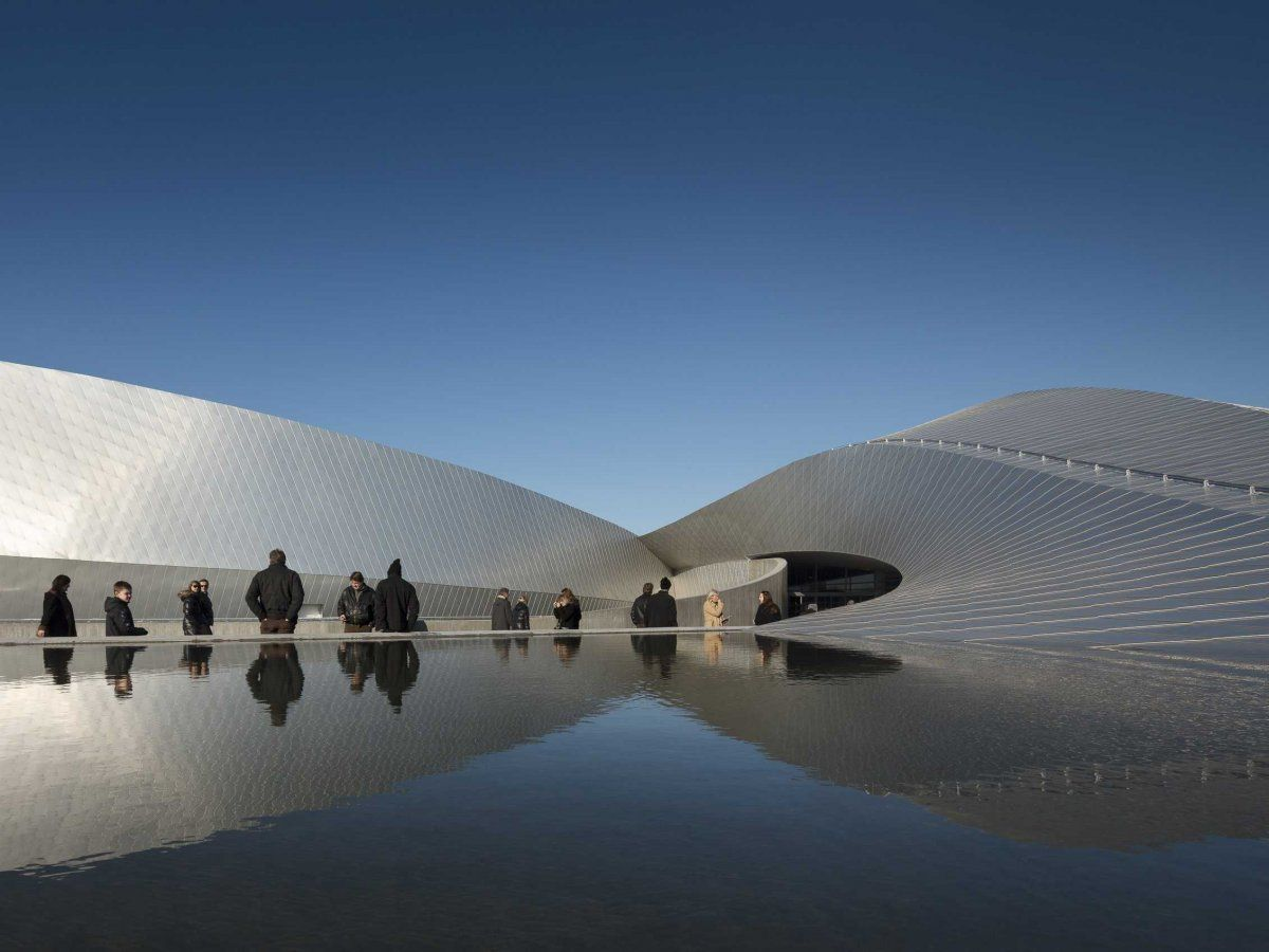Best The Best New Buildings Of The Year World Architecture 400 x 300