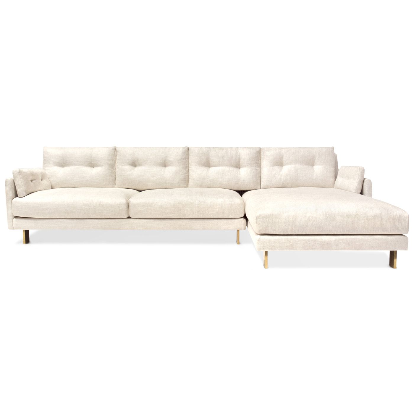 Modern Mid Century Sofas and Sectionals