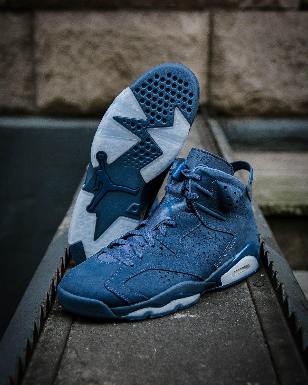 "Nike Air Jordan VI ""Jimmy Butler"" Air jordans, Air"