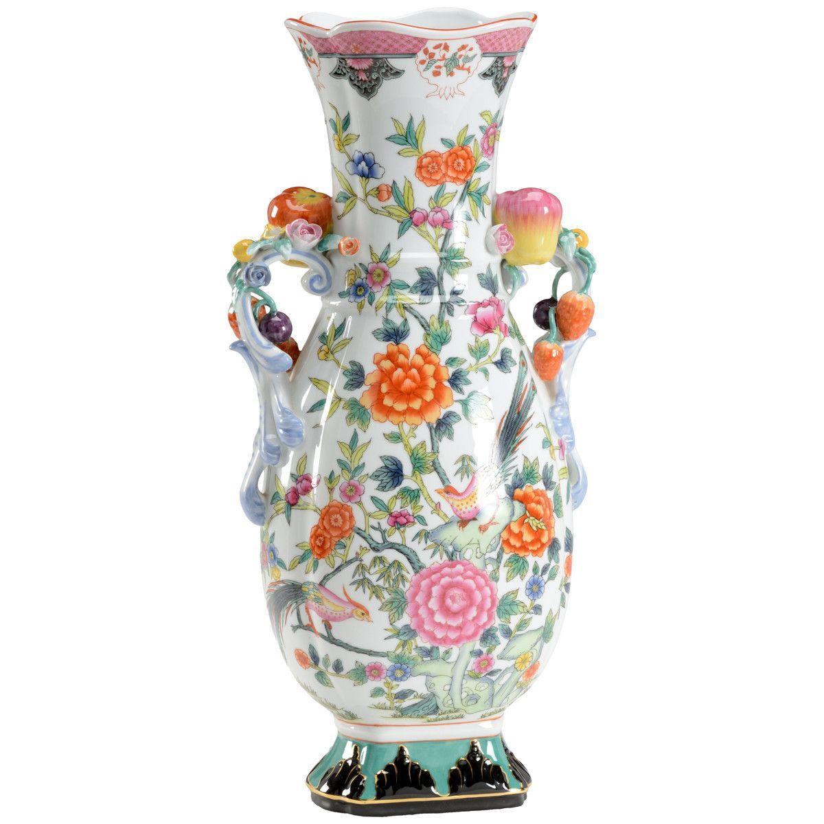 Chelsea House Chinese Porcelain Vase