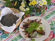 Gusanos de Maguey en México http://tulancingocultural.cc/gastronomico/gusanosdemaguey/index.htm