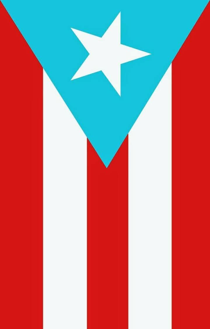 Puerto Rico Bandera Flag Puerto Rican Flag Puerto Rico Peurto
