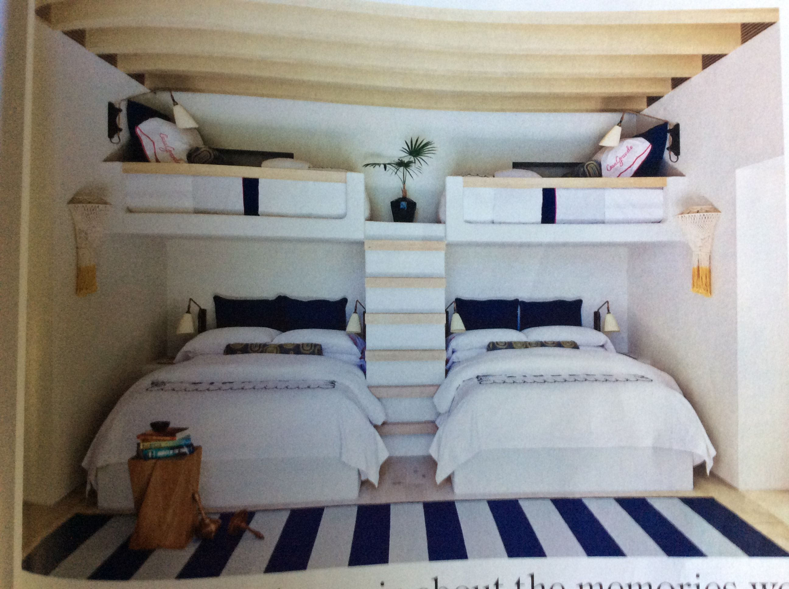 bunk room Bunk room