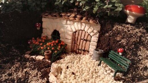 Fairy Garden hus