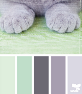 This would make a sweet poster ... cutest paws I've ever seen.