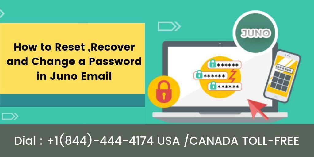 How to Reset ,Recover and Change a Password in Juno Email