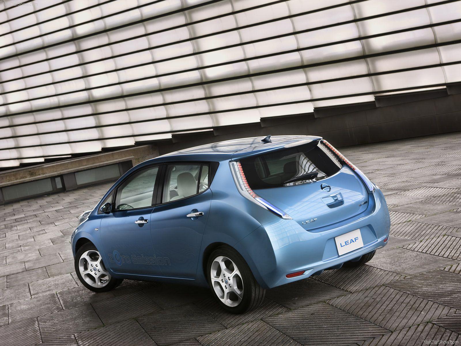 nissan leaf electric cars auto teamnissan
