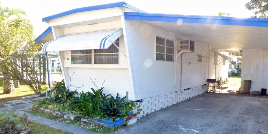 Pleasant 1961 Smokey Trailer Mobile Home For Sale Clearwater Fl Download Free Architecture Designs Rallybritishbridgeorg
