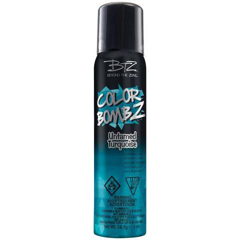 Untamed Turquoise Temporary Hair Color Spray Color Spray