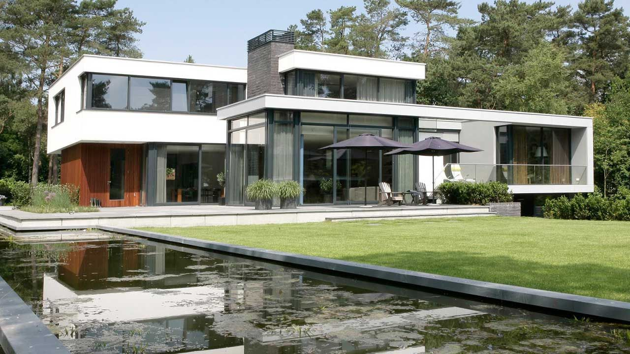 Villa architectuur nederland google zoeken for Architect zoeken