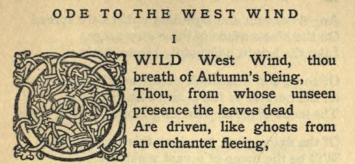 ode to the west wind thesis Percy shelley's ode to the west wind is a portrayal of shelley's rebellious motto  towards the ideals and values during the romantic era and his desire to.