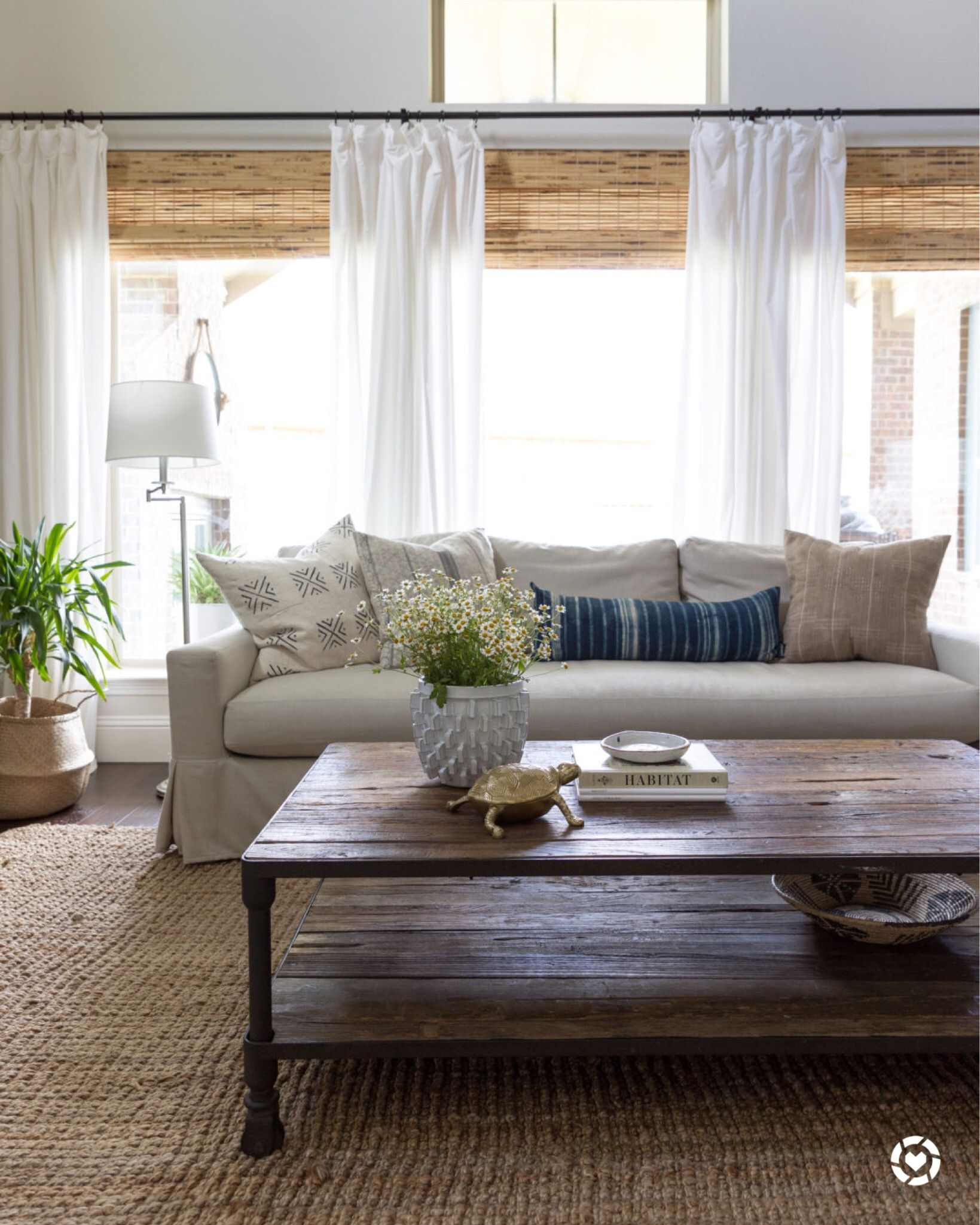 10+ Stunning Pottery Barn Living Room Pictures