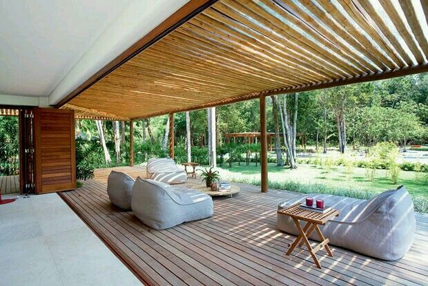 Terrace outdoor living inspiration bycocoon exterior design