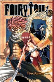 'Fairy Tail, Vol. 12' by Hiro Mashima