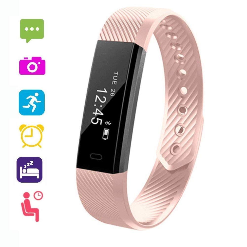 VeeEx Fitness Tracker, Activity Tracker, Bluetooth 4.0