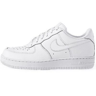 Nike Air Force 1 Ps Little Kids 314193 117 White Shoes