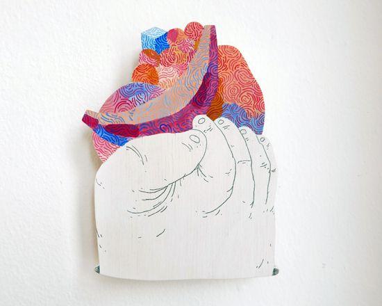 Tina Siuda · HAND - MADE series on Behance