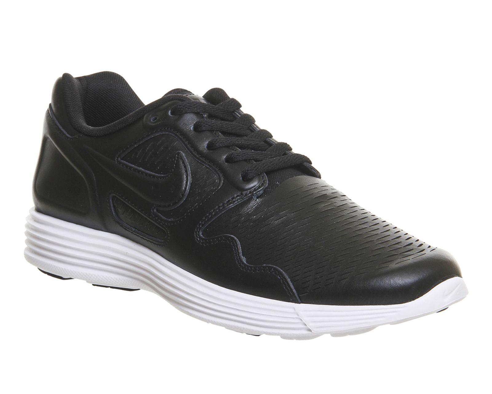 quality design 0948a a2903 Nike, Lunar Flow Lsr Prm, Black Black White