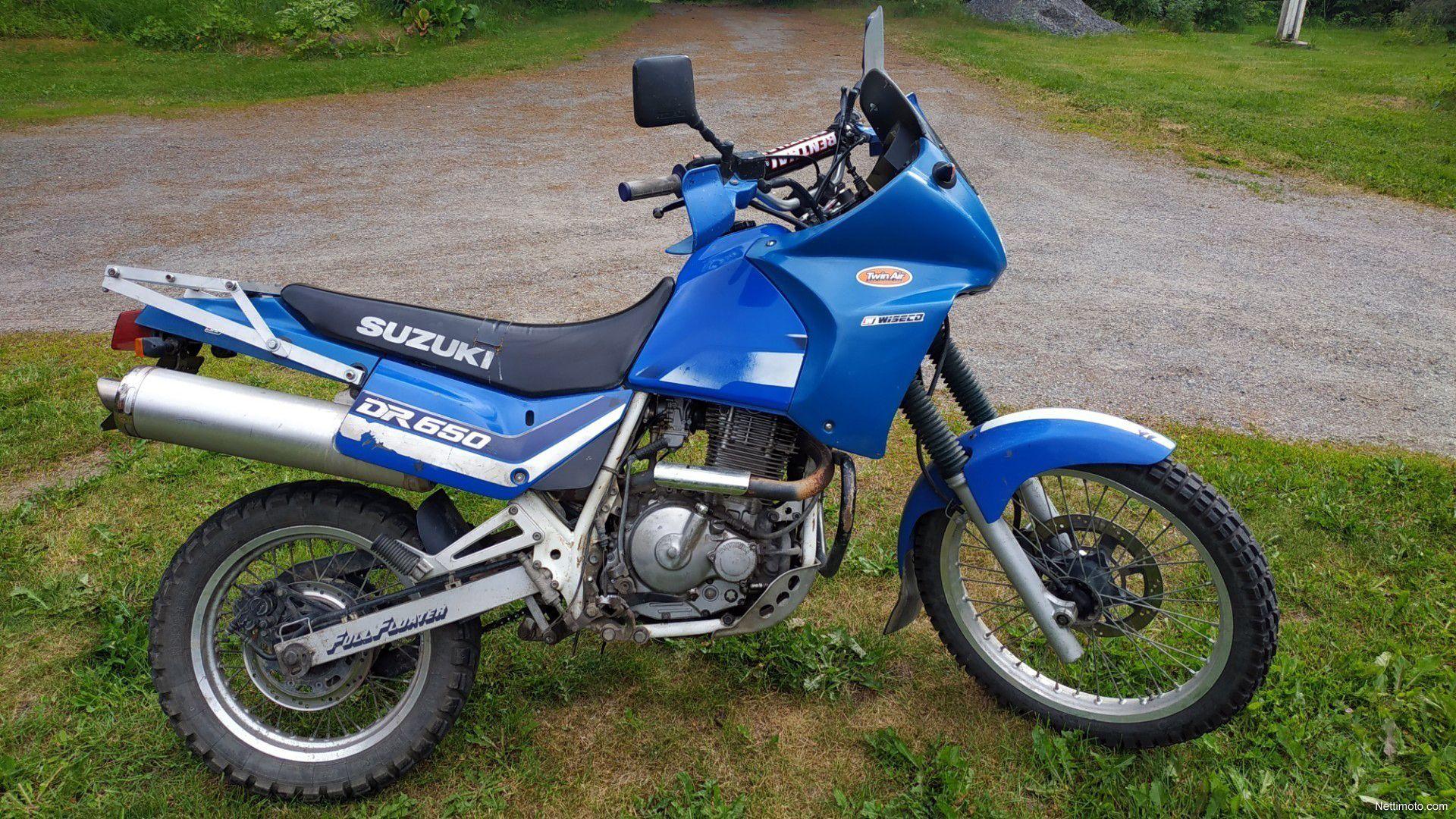 1991 SUZUKI DR 600 | Picture 2770611
