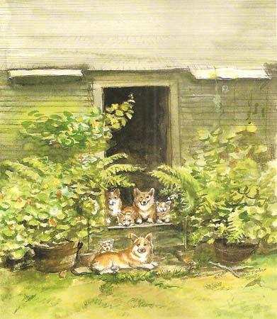 Davis Harry  Cellar Door Books - The World & The ART OF TASHA TUDOR. Davis Harry : Cellar Door Books - The World ...