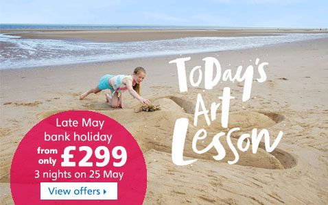 The latest offers from Haven Holidays, including May half term