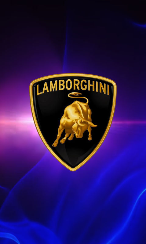 Lamborghini Logo Wallpaper In 2020 Lamborghini Logo Lamborghini Logo Wallpaper Hd