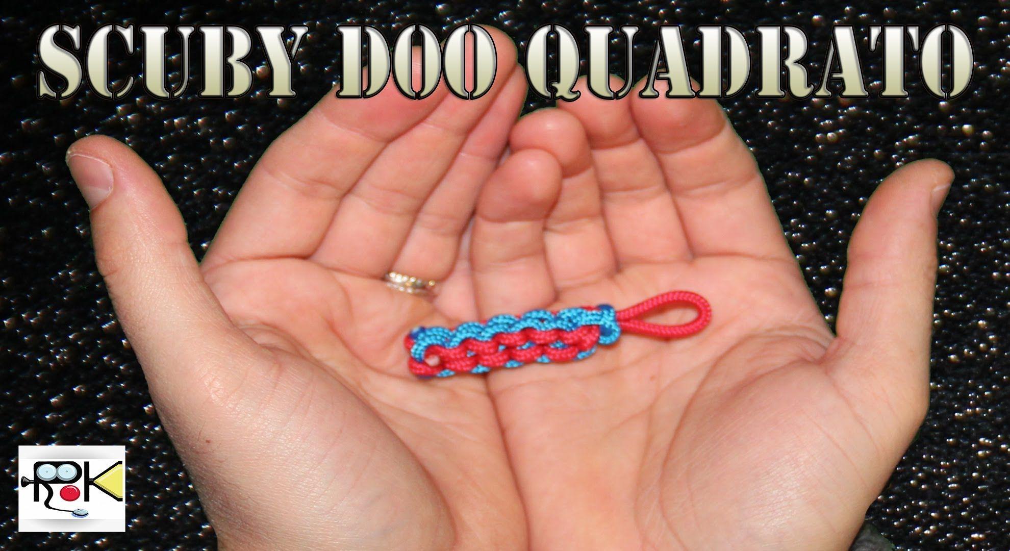 Come Fare Uno Scooby Doo Quadrato Semplicissimo