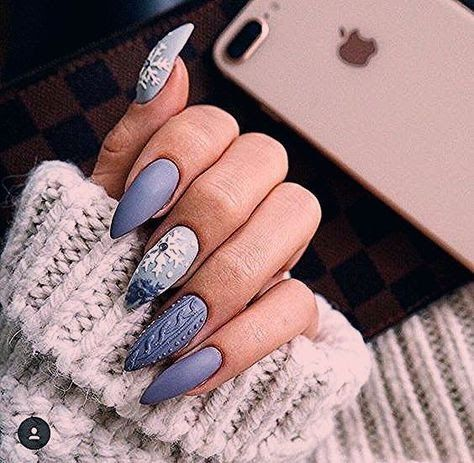 Nail Pinterest Hashtags Video And Accounts  Easy Christmas Nail Art Designs For ...