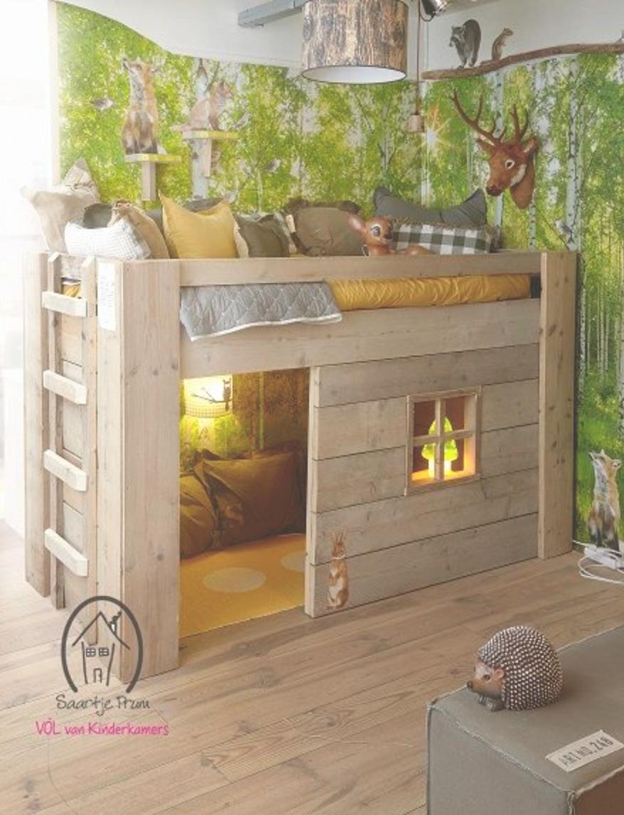 Chambre Lit Cabane Fille lit cabane enfant | décoration chambre enfant | deco chambre