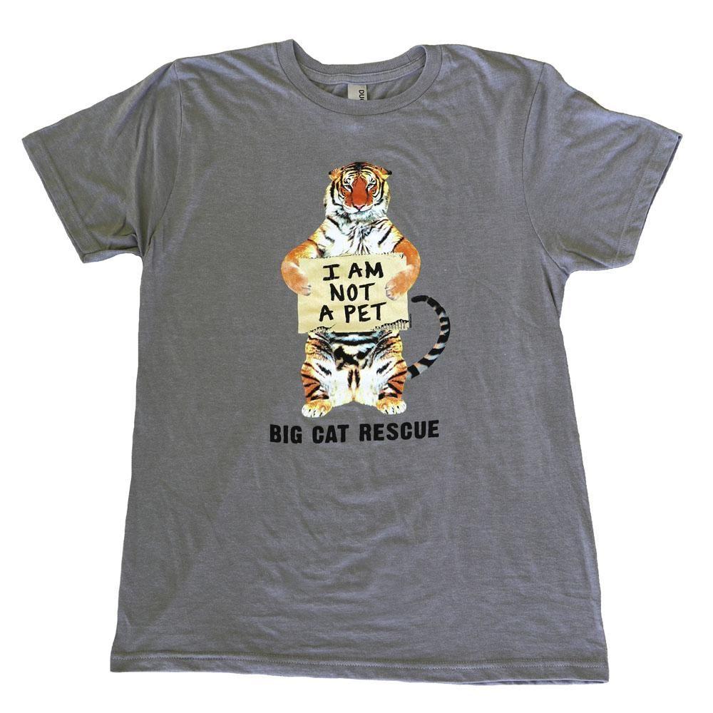 Shirt Not A Pet Big cat rescue, Pets