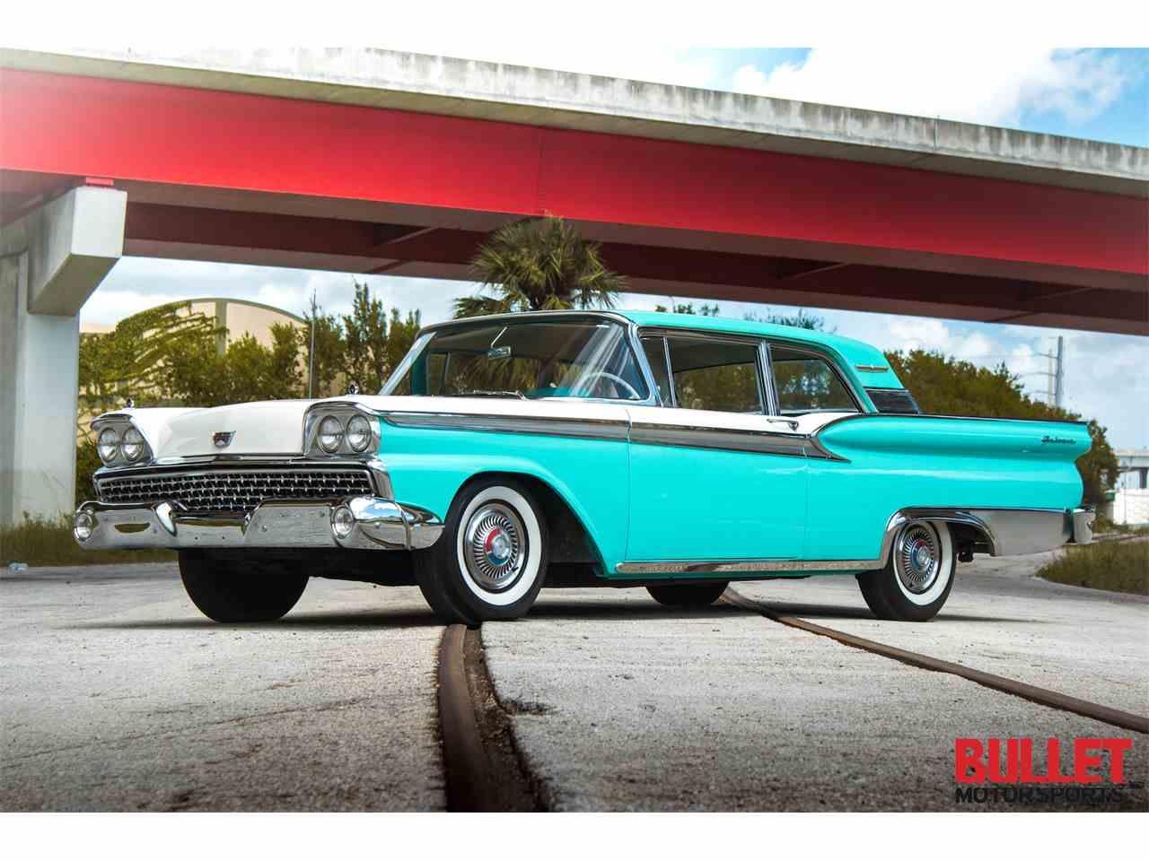 1959 Ford Galaxie Club Victoria