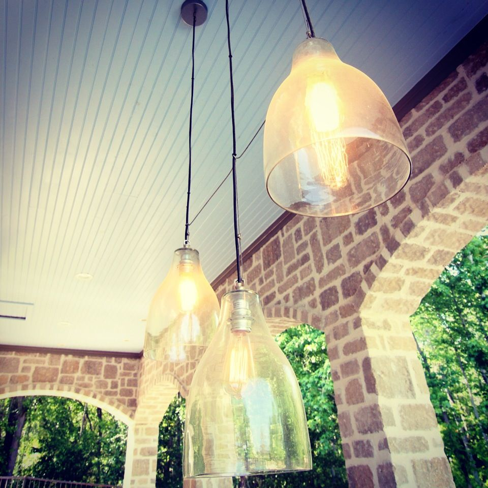 Lighting Shop Near Hougang: Custom Outdoor Lighting By LeRae Musslewhite Of Texture: A