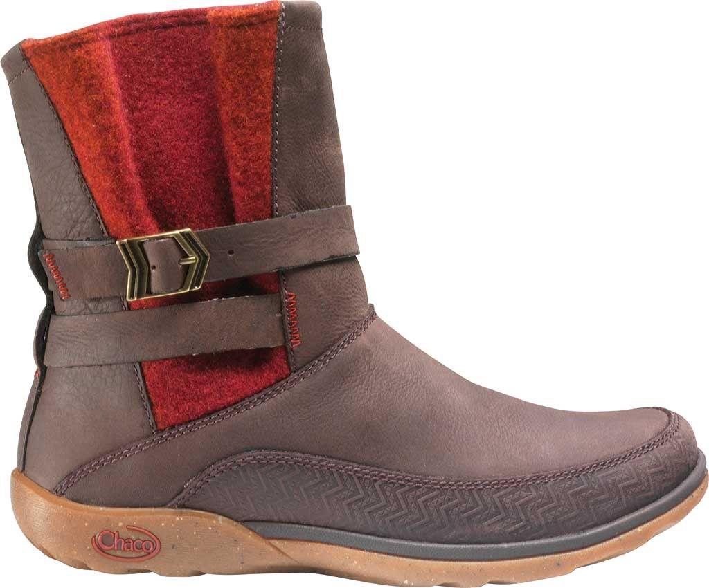 70b31026e563 Chaco Hopi Boot - Brick Red 6