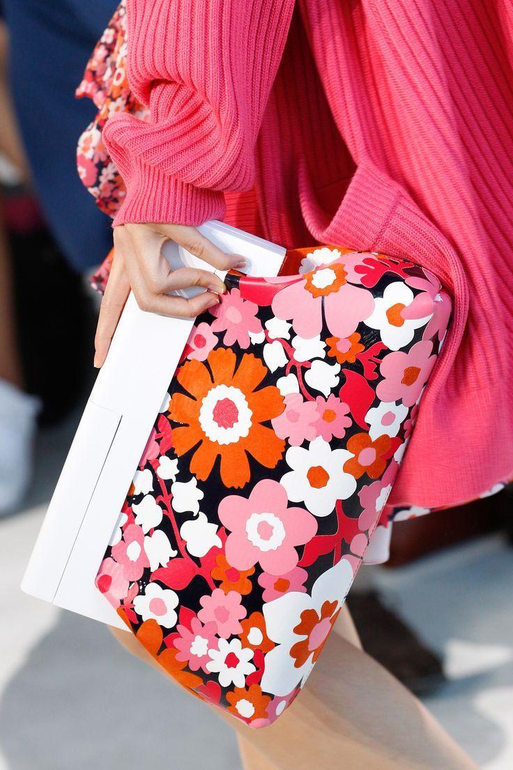 Michael Kors Details Spring 2017 | @KatyaGuseinova - handbags, money, small, givenchy, blue, chanel purse *ad