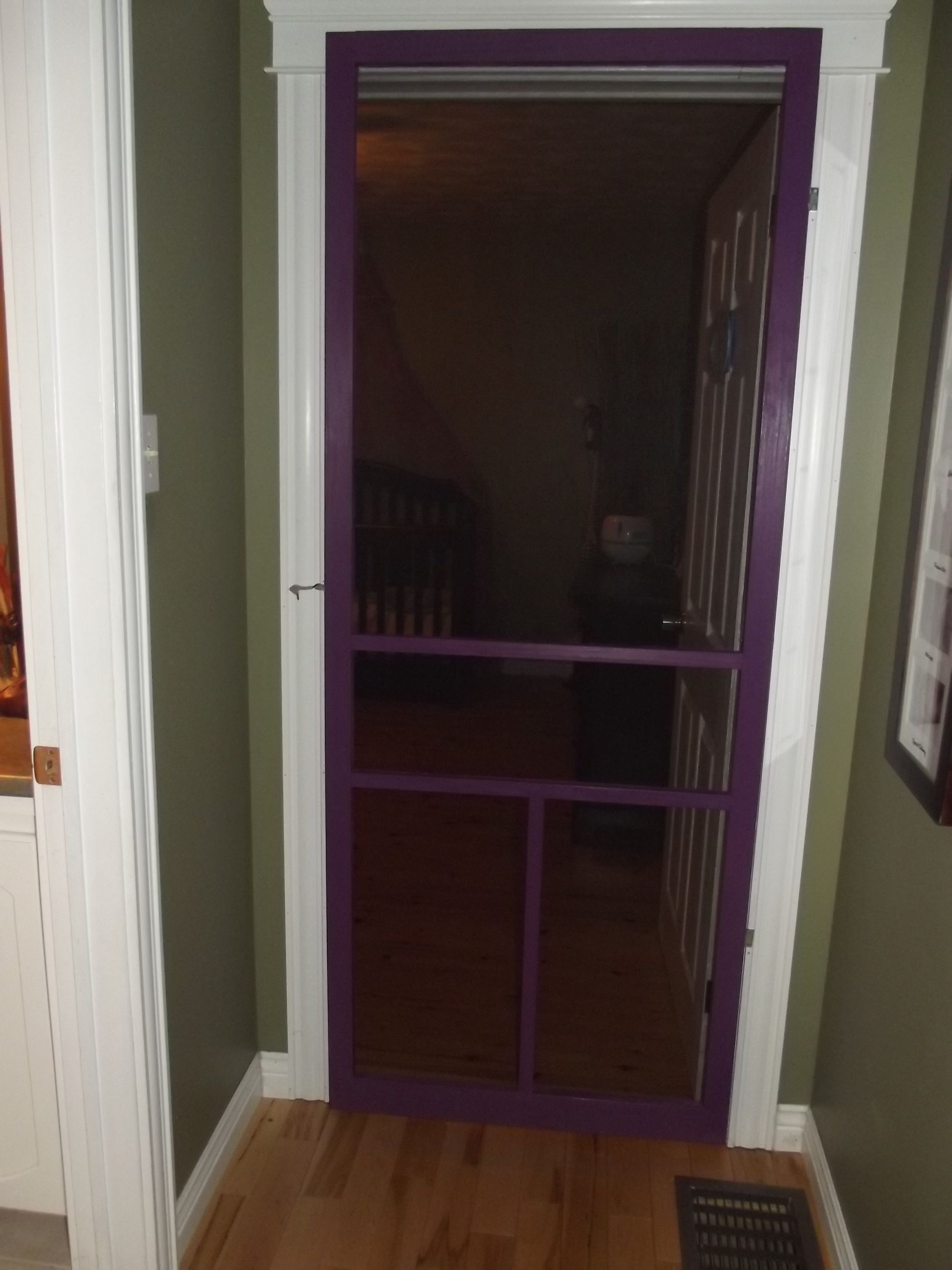 Captivating Screen Door To Keep Pets Out Of Babyu0027s Room. And A Makeshift Gate To Keep  Toddler In Room For Time Outs And/or Switching To Toddler Bed And Still Be  Able To ...