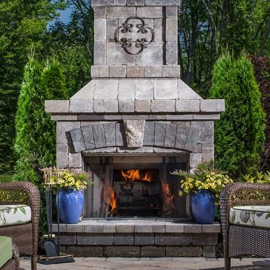 outdoor kitchen kits belgard paver outdoor kitchen stone fireplace kits back yard