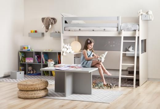 bahia loft bed 7cm by room planner available online and in our ...